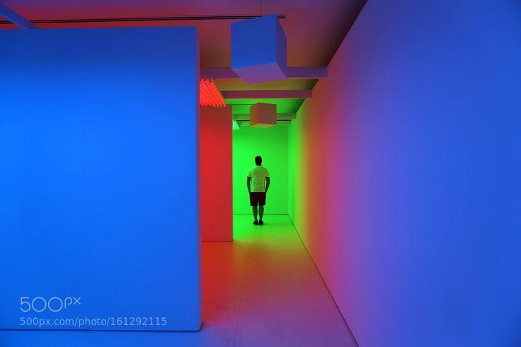 Exposição Lightopia no MAAT. Lisboa Portugal by antoniojoseribeiro
