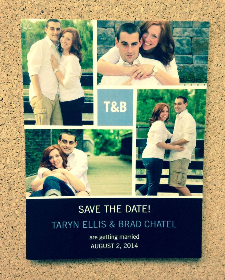 Save the Date Photo Cards | Simply to Impress.