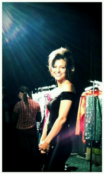 Melissa Benoist. Glee Grease You're The One That I Want ...