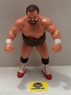 (TAS005245) - WWE WWF WCW nWo Wrestling Galoob Figure - Arn Anderson with Belt