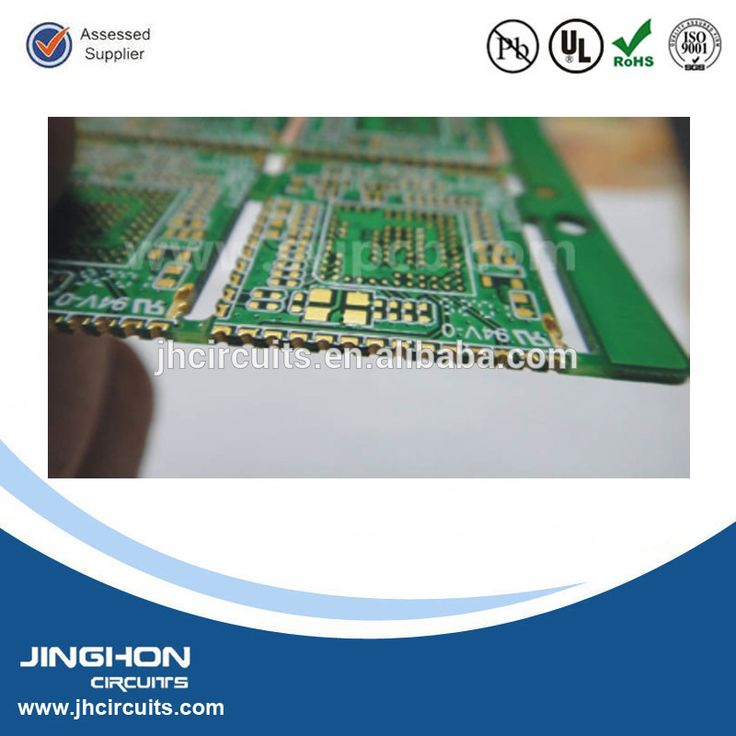 pcba assembly supplier 94v0 pcb manufacturers with UL certificate , 2 oz copper thick double sided EING quality rigid pcb