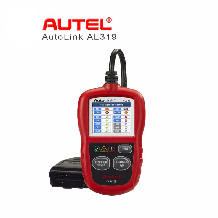 Autel AutoLink AL319 OBD2 Auto Diagnostic DIY Code Reader //Price: $54.86 & FREE Shipping //     #dashcam
