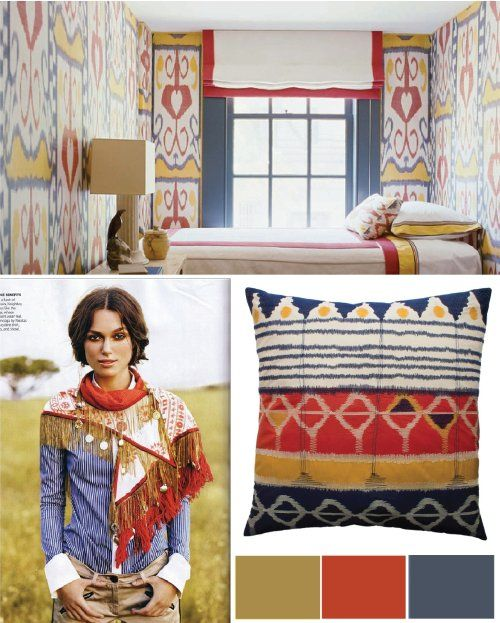 ikat in variety of applications