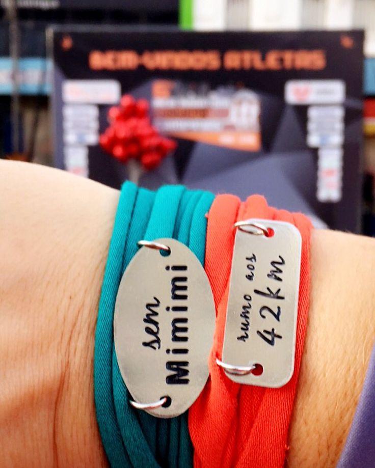 .:: Meia Maratona de Campinas ::. Sem mimimi com os treinos para a primeira maratona de @geguazzelli. #Motivare #PulseiraMotivafional #MotivareID #Motivation #Motivated  #SemMimimi #Rumoaos42km #campinashalfmarathon #NoPainNoGain #BelieveInYourSelf #Believe #JustDoIt #Garmin #GarminConneft #CampinasFit #FitSpiration #InstaFit #InstaTravel