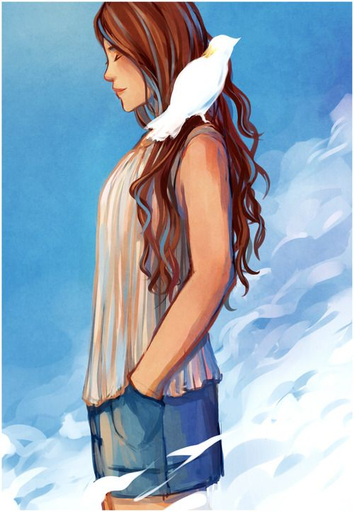 Juliette Ferrars from the Shatter Me trilogy(by Tahereh Mafi) by Ari on tumblr www.walkingnorth.tumblr.com