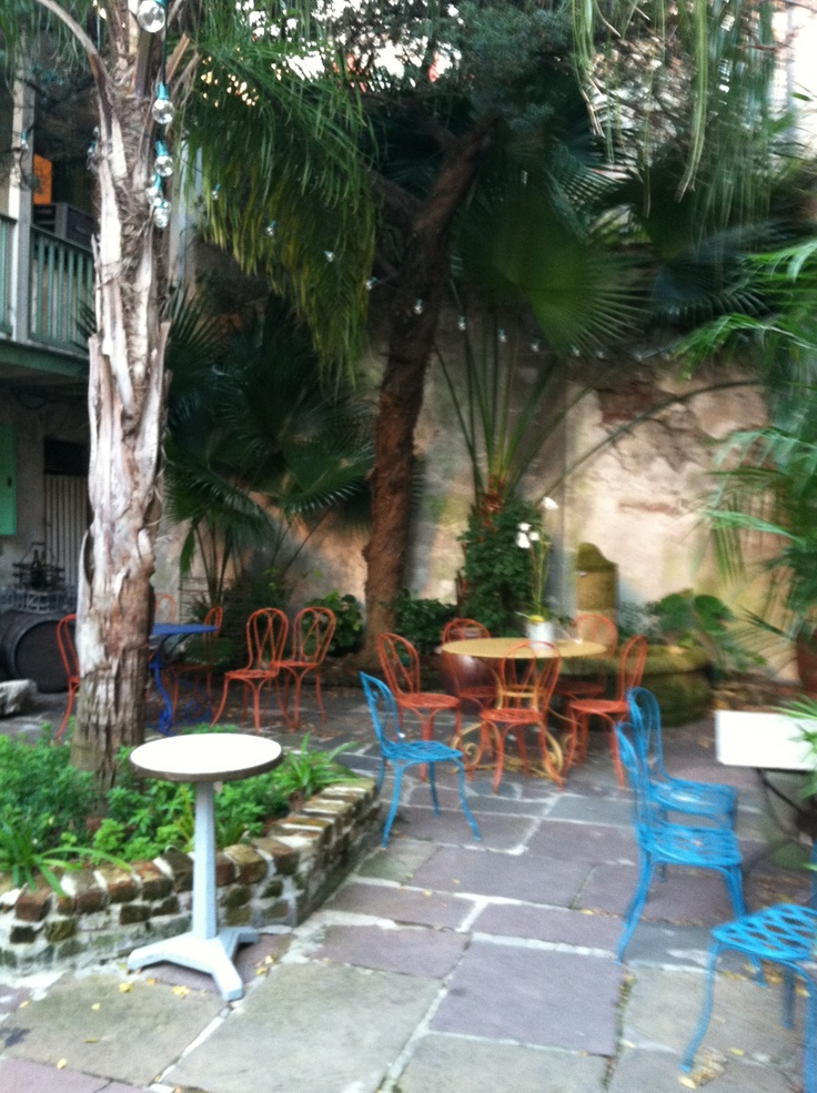 Garden Furniture New Orleans 131 best houses with courtyards images on pinterest | courtyards