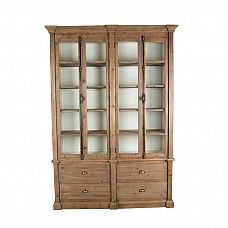 Country farmhouse kitchen dresser with drawers - Trade Secret