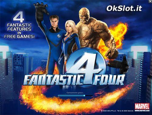 Sul nostro portale puoi giocare alla slot machine online Fantastic 4 Gratis oppure approfittando delle migliori offerte di benvenuto dei casinò online con licenza AAMS. www.OkSlot.it