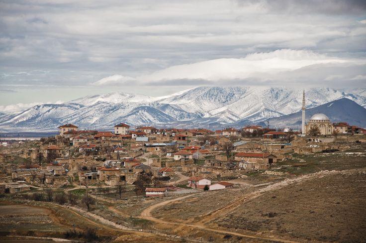 Kurtderesi Köyü-Karaman