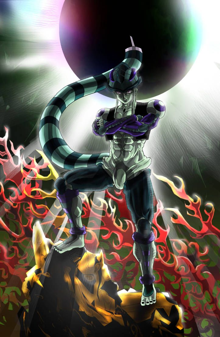 Meruem King Of Ant By Passakorn01 Dessin Manga Dessin Anime
