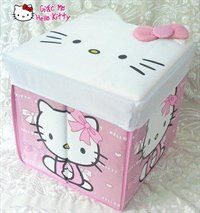 Hello Kitty Hamper / Seat