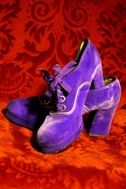 """I feel like i would need """"groove is in the heart"""" playing at all times if I wore these. And i am fine with that."""