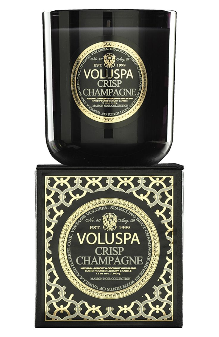 On the wishlist! Love the scent of crisp champagne with hints of vanilla and barrel oak.