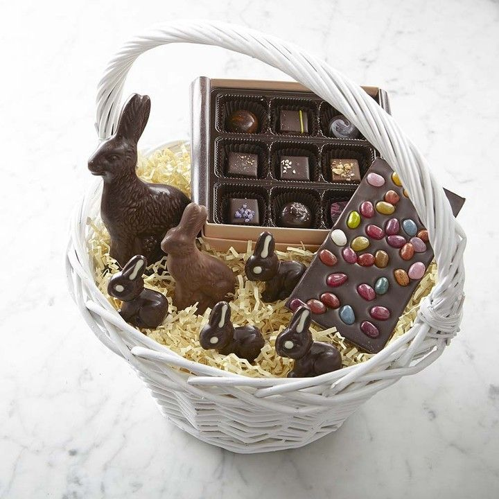 207 best holiday gift baskets images on pinterest holiday gifts easter confection gift basket httpsapiopstyleaction negle Images