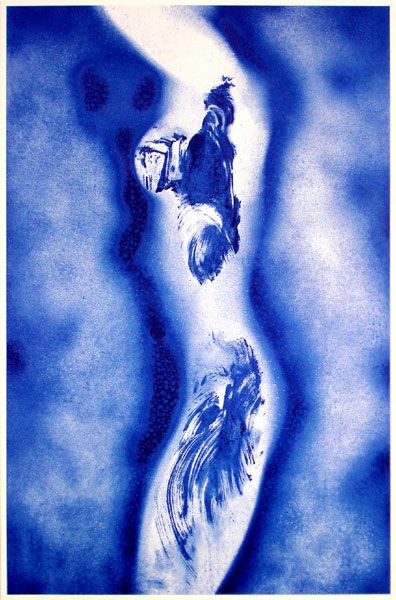Hacedor de Trampas: Yves Klein, Antropometrías