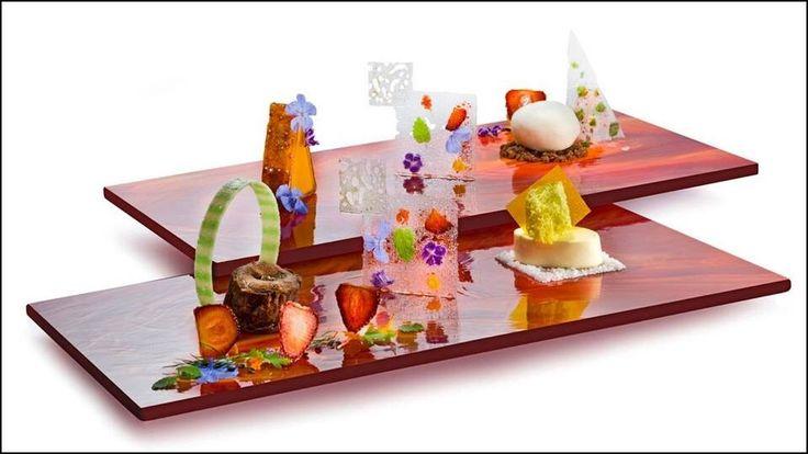 Hotel Terme Manzi - L'art de dresser et présenter une assiette comme un chef de…