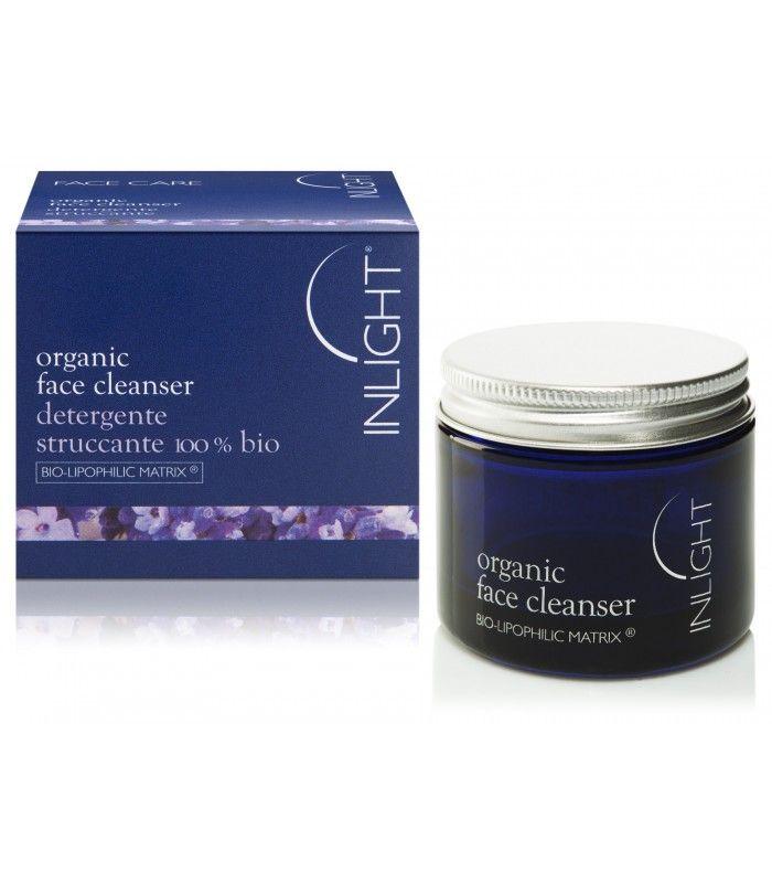 ORGANIC FACE CLEANSER Balsamo per il viso detergente e struccante 100% biologico