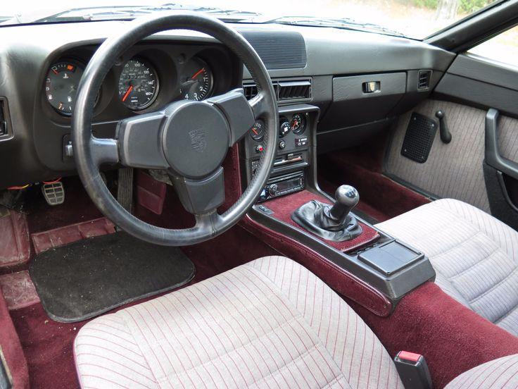 1988 Porsche 924 S | Bring a Trailer