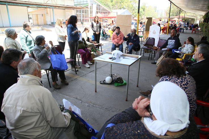 Integrantes grupo lo espejo cabildo de participaci n for Lo espejo 03450 san bernardo