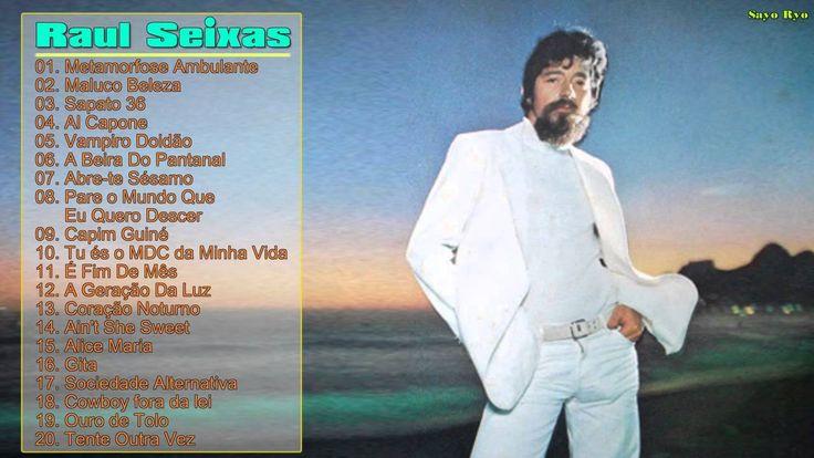 raul seixas   - MELHORES MUSICAS [ CD ] [ 2015 ] | Melhores Músicas de r...