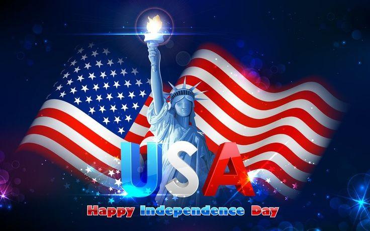 Feliz Día de la Independencia de los Estados Unidos (4 de