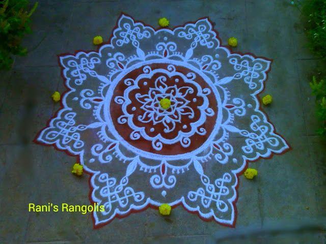 Rani's Rangoli Collection