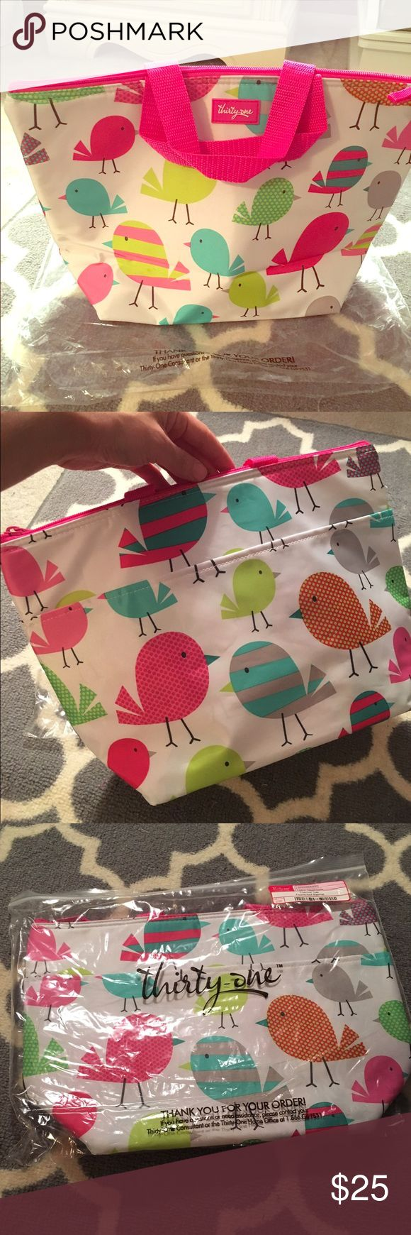 Thirty-One lunch box Brand new in packaging, thermal lunch bag Bags