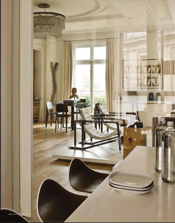 French Interior Design: Interior Design Modern Spaces