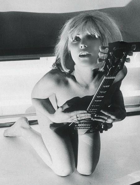 Debbie Harry is the queen of cool. Watch the blondie costar with Alec Baldwin in his debut film.