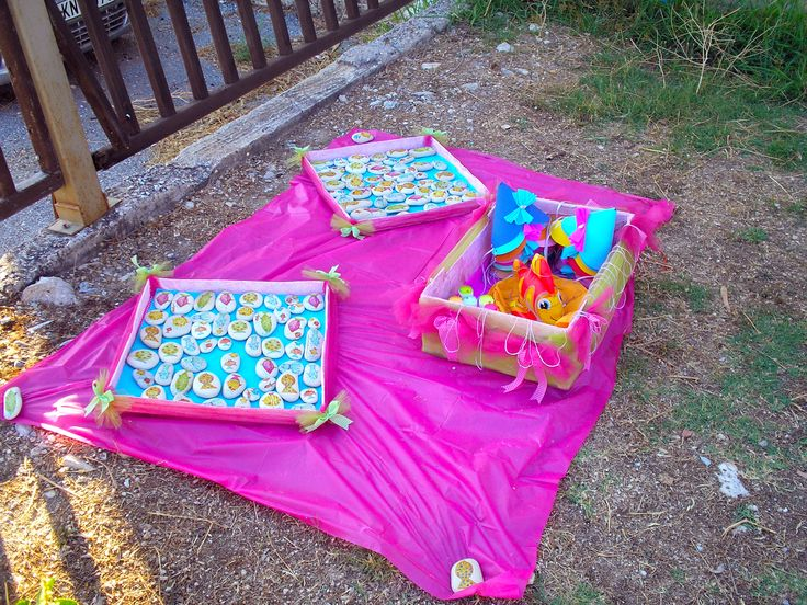 Party favors handmade by Asimopetra