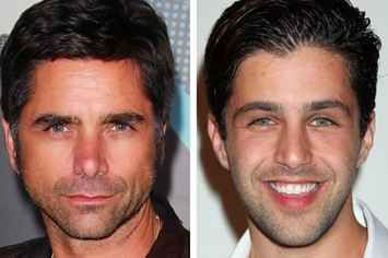 John Stamos And Josh Peck Have A New Bromance And It's Adorable