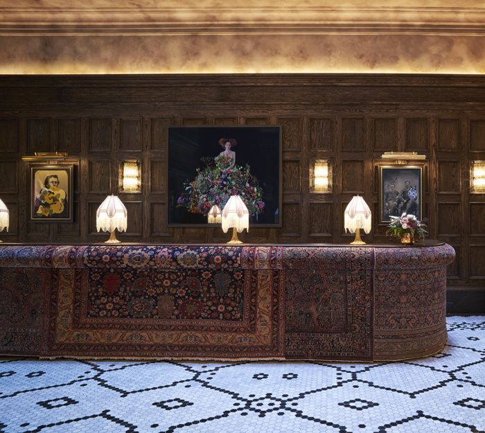 The Beekman, un hotel tendance a New York