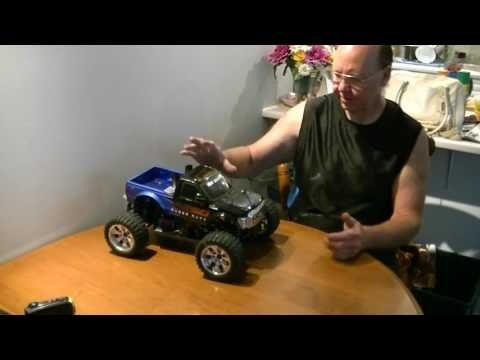 HSP 4x4 Rc Truck Gets a Ford Super Duty Body