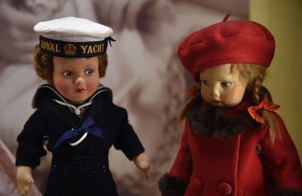 Exibição mostra infância da Família Real em Londres