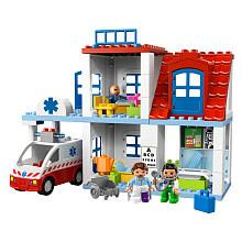 """For Lex:  LEGO Duplo Doctor's Clinic (5695) - LEGO - Toys """"R"""" Us"""