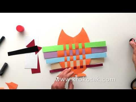 krokotak | PAPER OWLS