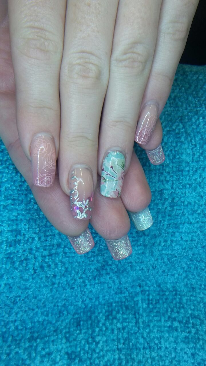 12 best Nails done by YN SA techs. images on Pinterest | Young nails ...