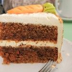 Torta+di+carote+americana+farcita+di+crema+al+burro+e+formaggio+cremoso