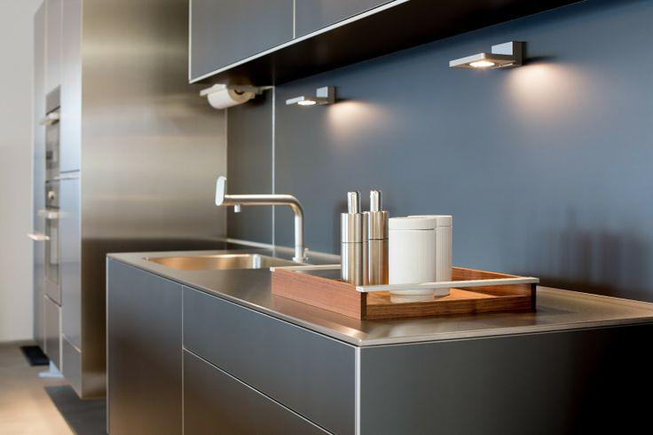 A cozinha dos sonhos! Fundada em 1949 por Martin Bulthaup, a alemã Bulthaup Kitchen é a cozinha dos maiores chefs o mundo.