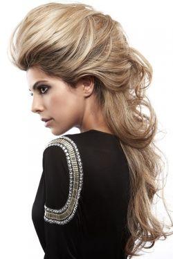 Frisuren lange haare weggehen