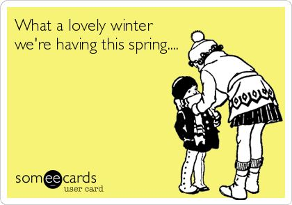How much longer until spring?