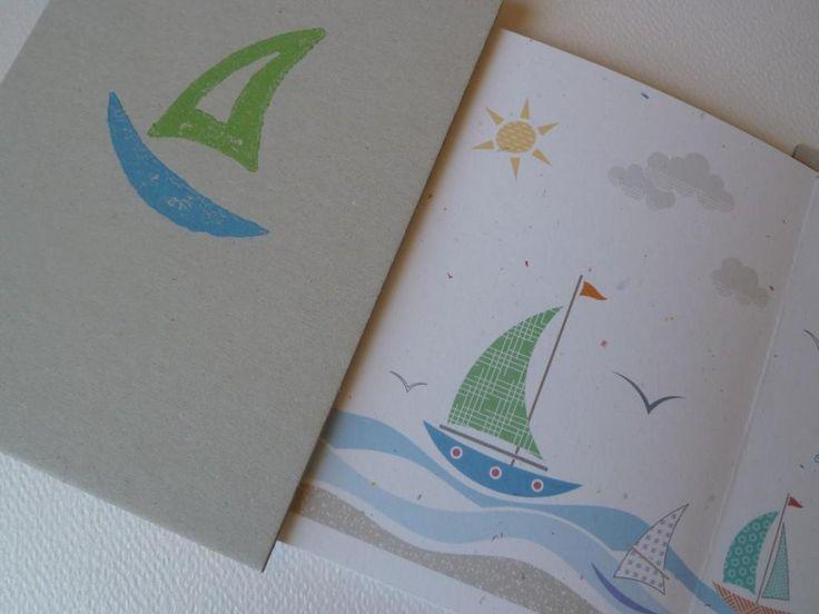 καραβάκια πολύχρωμα - craft room