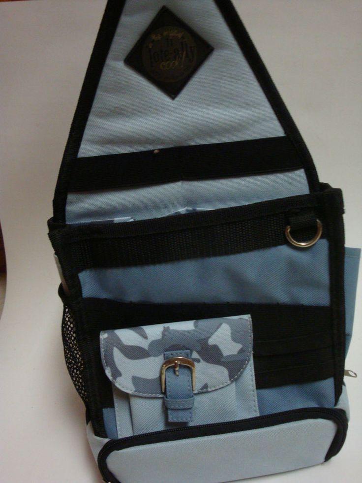 AMMS On the Go Tote Craft Organizer Storage Bag Scrapbook ...