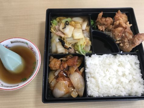 中華料理 恵比須屋 岡山