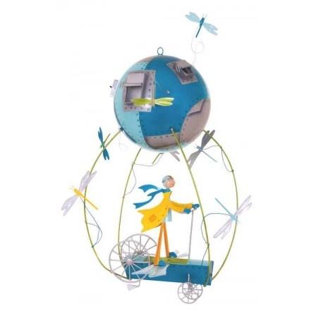Mobile Schlumpeters enfant-avion L'Oiseau Bateau