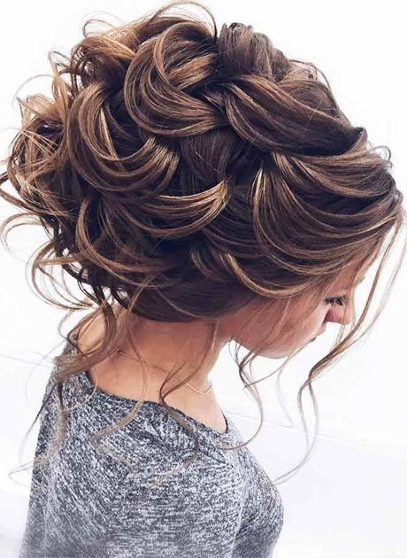Sophisticated Prom Hair Updos 2018 New Hairstyles For Women 2018