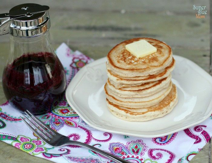 Perfect pancakes recipe! shall try this soon :) wonder if it'll do well being baked in a muffin case