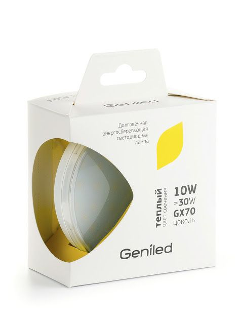 Geniled Long-running Bulbs Package V1.0 on Packaging of the World - Creative Package Design Gallery