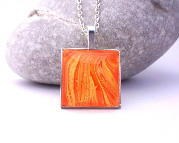 Hey, I found this really awesome Etsy listing at https://www.etsy.com/uk/listing/237844456/sunshine-orange-pendant-necklace
