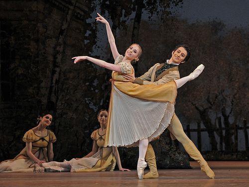 Meaghan Grace Hinkis & Valentino Zucchetti onegin ballet - Google Search © Dave Morgan